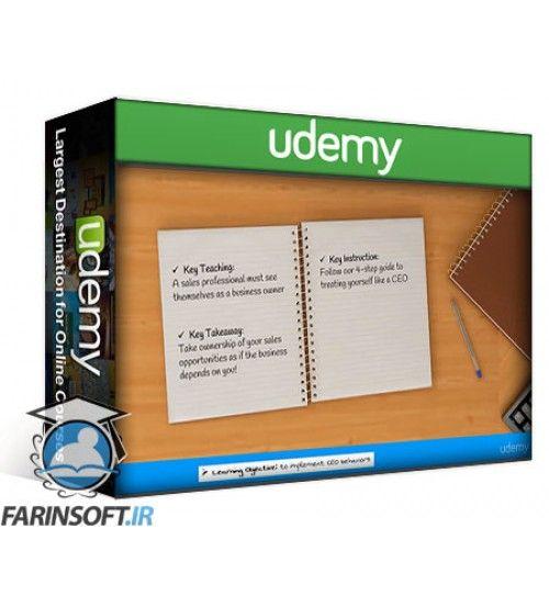 آموزش Udemy Sales Training: How to Turn Yourself into a Sales Rock Star!