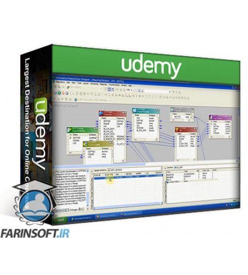 آموزش Udemy Informatica – Start to Finish