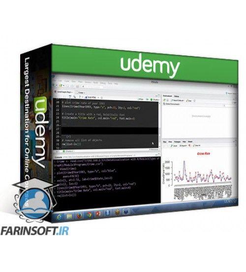 آموزش Udemy Learn Basic Data Visualization with R