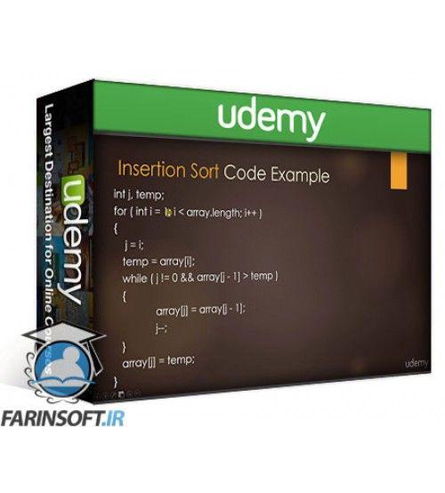 آموزش Udemy Java Tutorial for Complete Beginners