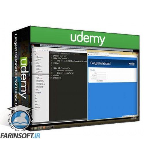 آموزش Udemy Learn Top Ten PHP FrameWorks By Building Projects