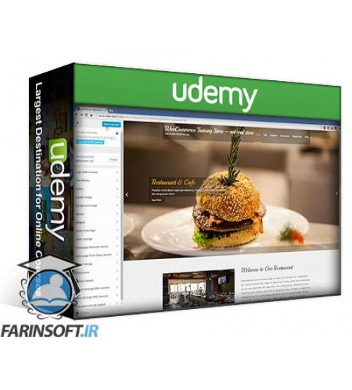 آموزش Udemy Mastering Online E-Commerce