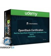 آموزش Udemy LinuxAcademy Red Hat OpenStack Administrator Certification