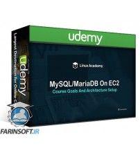دانلود آموزش Udemy LinuxAcademy Deploying MariaDB Or MySQL On VPC EC2 From Scratch With Replication