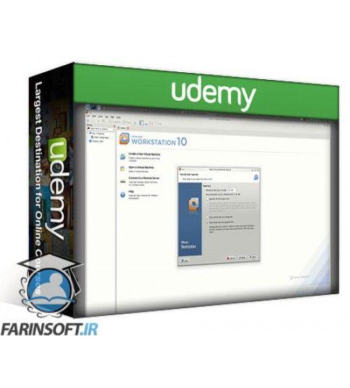 آموزش Udemy LinuxAcademy Introduction To VMware ESXi