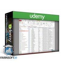آموزش Udemy The Ultimate Microsoft Access 2013 Training Bundle 19 Hours