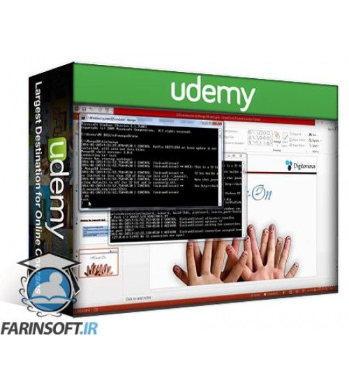 آموزش Udemy Comprehensive Course on MongoDB and Data Modeling