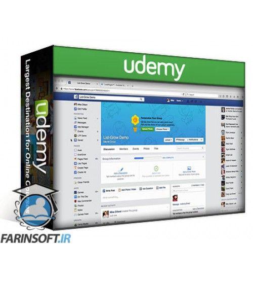 آموزش Udemy – Mike Dillard – List Grow Implementation Program