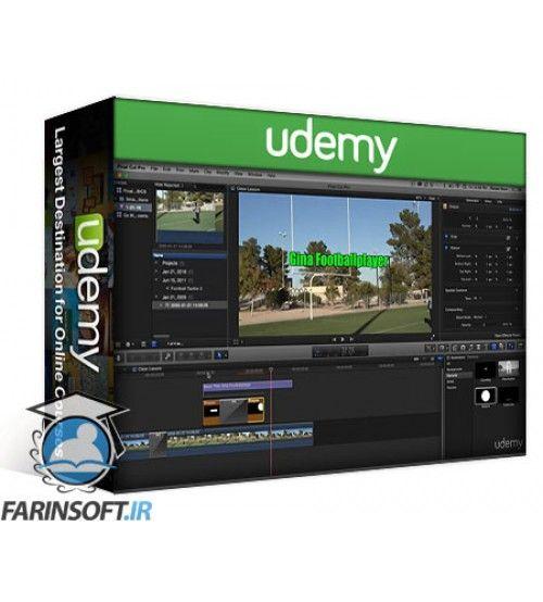 آموزش Udemy Adobe Photoshop & Final Cut Pro: The Basics