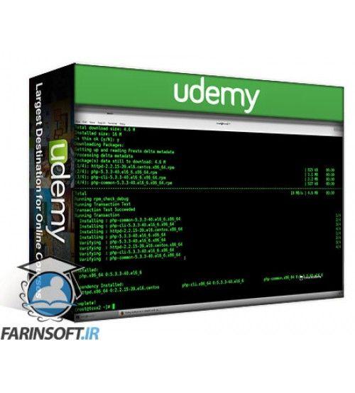 آموزش Udemy Nginx And The LEMP Stack