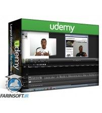 آموزش Udemy Deep Dive Screencast Training: Camtasia Studio 8 (Windows)