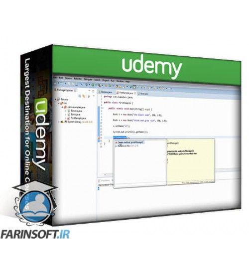آموزش Udemy Android Development with Java Essentials