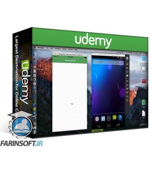 آموزش Udemy Xamarin Forms 2.0 – Beginner to Advanced