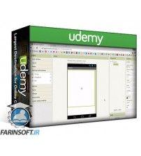 آموزش Udemy Become Android Developer Building 5 Apps Without Coding