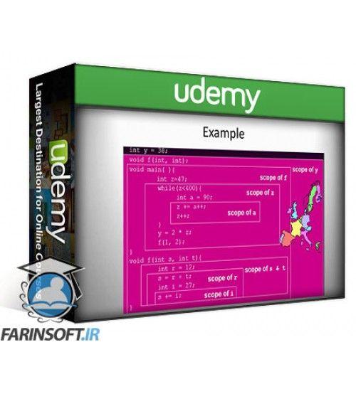 آموزش Udemy C++ Programming from Zero to Hero : The Fundamentals