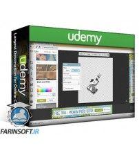 آموزش Udemy Create a Logo For Your Startup or Blog