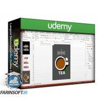 دانلود آموزش Udemy How To Create QUOTE PRINTABLES In PowerPoint & Make $1,000s!