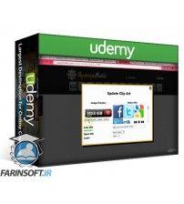 دانلود آموزش Udemy How to make 50 a day creating marketing pages in minutes