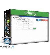 آموزش Udemy jQuery and AJAX Filters and Calls: the simplest way