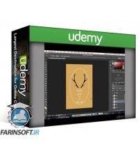آموزش Udemy Logo Design - Guide to Logo Design in Photoshop