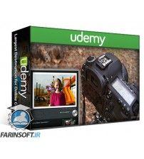 دانلود آموزش Udemy Photography Starter Kit For Canon Dslr Beginners