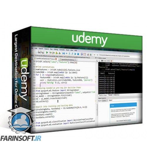 آموزش Udemy Big Data Analytics with Apache Spark and Python