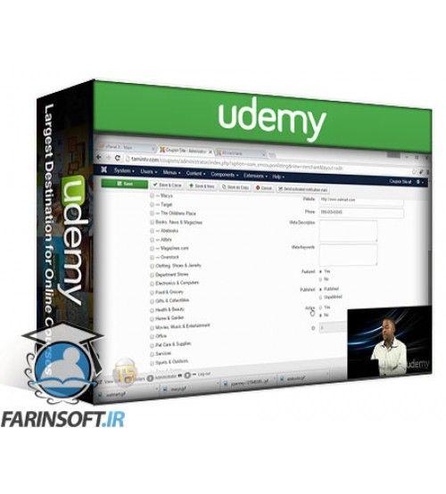 آموزش Udemy Create a Coupon Website To Promote Your Affiliate Products