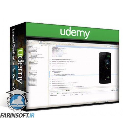 آموزش Udemy Create an Android Game from Scratch using AndEngine