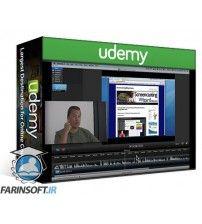آموزش Udemy Deep Dive Screencast Training: Camtasia for Mac v2