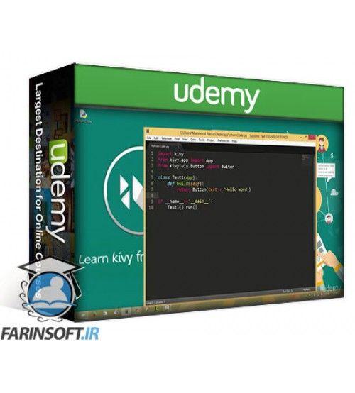 آموزش Udemy Learn Kivy From Scratch