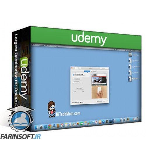 آموزش Udemy Mac OS X Fundamentals for Windows Brains