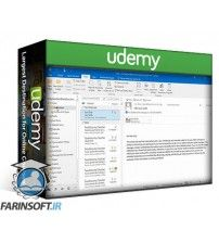 آموزش Udemy Mastering Microsoft Outlook 2016 Made Easy Training Tutorial