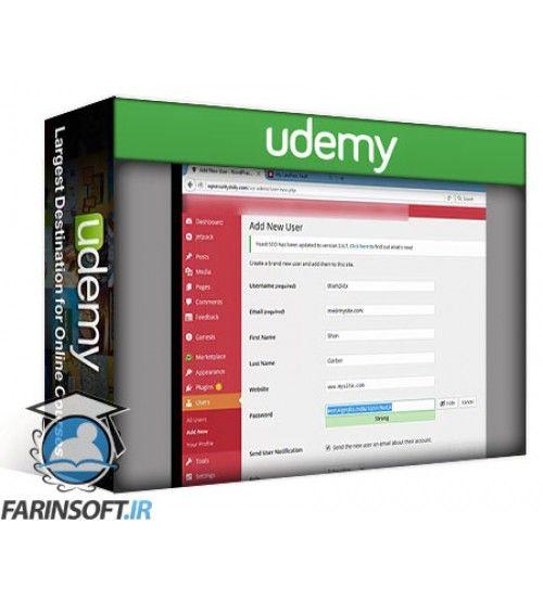 آموزش Udemy Wordpress Security