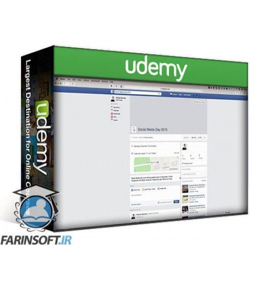 آموزش Udemy How To Promote Your Event On Facebook