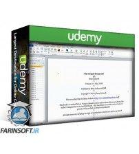 دانلود آموزش Udemy Kindle Publishing: Self-publishing eBooks on Amazon KDP