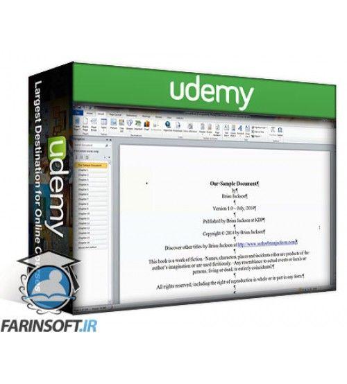 آموزش Udemy Kindle Publishing: Self-publishing eBooks on Amazon KDP