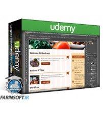آموزش Udemy Photoshop CC for Responsive Web Design