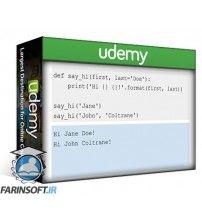 آموزش Udemy Python Programming: Code Python Like a Boss & Become a Dev!