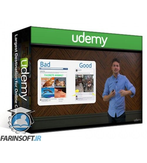 آموزش Udemy Be Your Own Social Media Guru