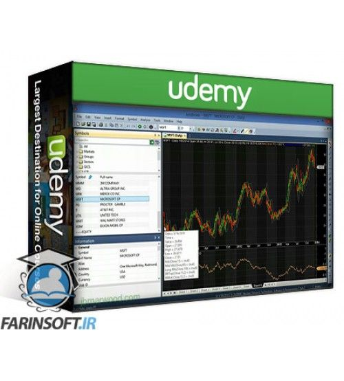 آموزش Udemy Hacking Financial Markets – 25 Tools For Trading & Investing