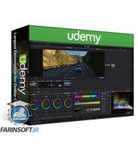 آموزش Udemy Video Editing with DaVinci Resolve