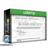 آموزش Udemy Complete Python Bootcamp