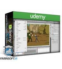 دانلود آموزش Udemy Flash Animation Training Bundle