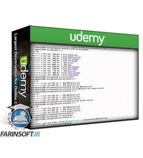 آموزش Udemy WordPress The Definitive Course