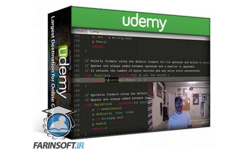 دانلود آموزش Udemy Learn How To Code: Google Go (golang