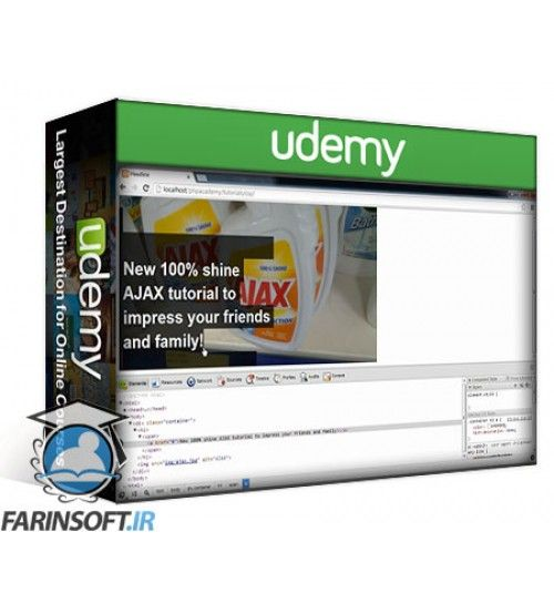 آموزش Udemy Become a Professional Web Developer