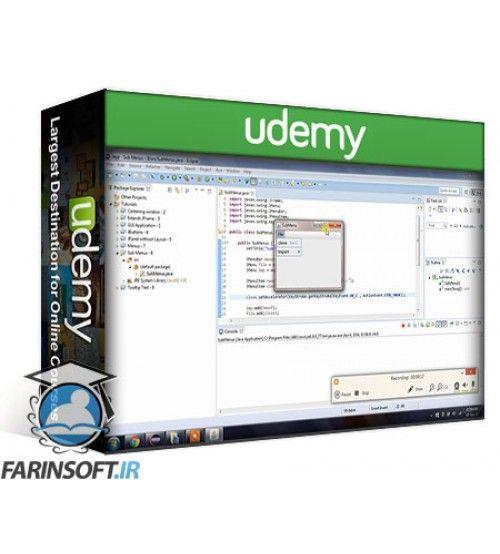آموزش Udemy Java Swing (GUI) Programming: From Beginner to Expert