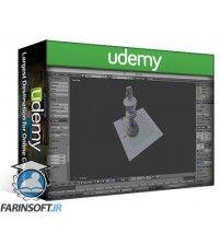 دانلود آموزش Udemy Blender 3D Modeling: Learn How To Model Chess Pieces
