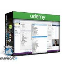 آموزش Udemy An 16 Hour C# Course With Microsoft Visual Studio 2013