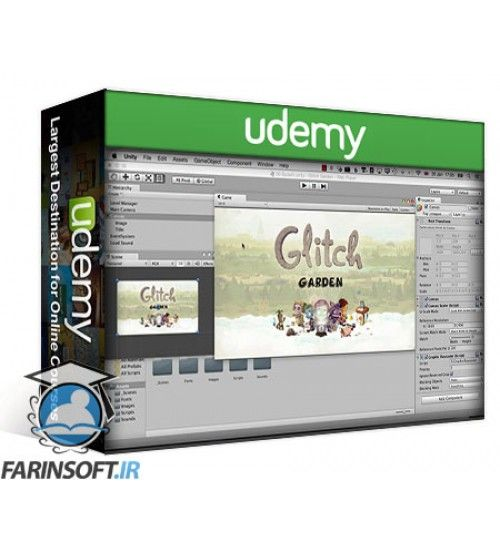 آموزش Udemy Learn to Code by Making Games - The Complete Unity Developer